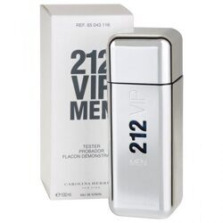 Carolina Herrera -212 Vip Men 100ml(тестер)