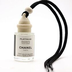 Car perfume CHANEL EGOISTE PLATINUM FOR MEN 12ml