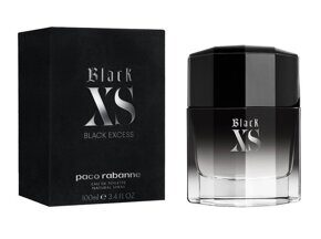 Paco Rabanne Black XS for man EDT 100 ml.