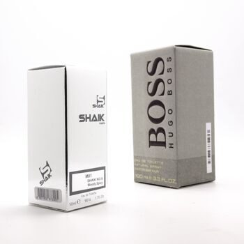 SHAIK M 81 (HUGO BOSS №6 FOR MEN) 50ml