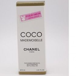 Chanel Coco Mademoiselle - женские масляные духи с феромонами. 10 мл