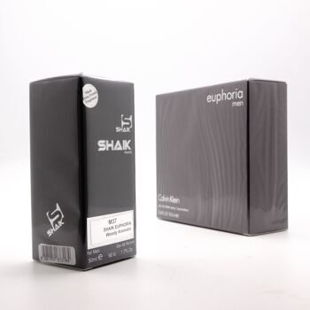 SHAIK M 37 (CK EUPHORIA FOR MEN) 50ml