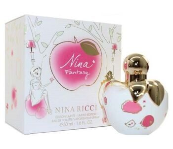 Nina Ricci .Nina Fantasy Limited Edition 80ml
