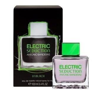 Antonio Banderas Electric Seduction In Black, 100 ml