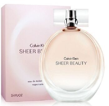 Calvin Klein Beauty Sheer EDT 100 ml