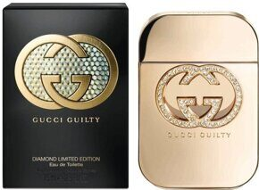 GUCCI GUILTY DIAMOND   75ML