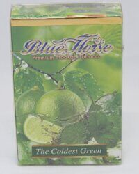 Blue Horse The Goldest Green 50 грамм
