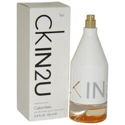 Тестер Calvin Klein CK IN 2U FOR HER EDT 100 ml.
