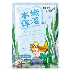 Маска для лица Bioaqua Hyaluronic Acid Mask 30 gr.