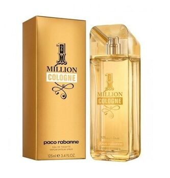 PACO RABANNE 1 MILLION Cologen 125 ml.