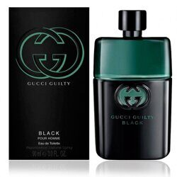 GUCCI Guilty Black Pour Homme (Парфюм Гуччи) - 90 мл.