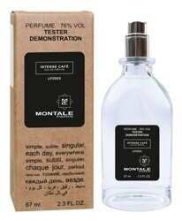 Пробник - тестер Montale Intense Cafe unisex 67 ml.