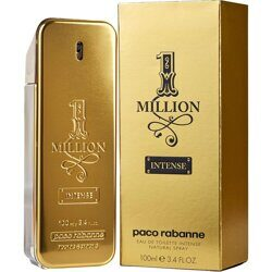 PACO RABANNE 1 Million Intense (Парфюм Пако Рабан) - 100 мл.