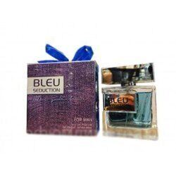 BLUE SEDUCTION FOR MAN VAPORISATEUR100MLParfum