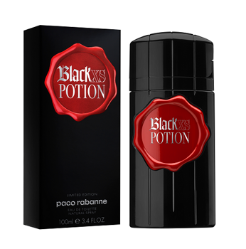 Paco Rabanne Black XS Potion for Him Limited Edition Eau de Toilette-100ml