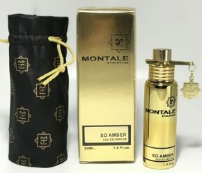"Montale ""So Amber"" 30ml"