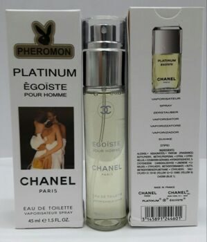 Chanel Egoiste Platinum For Men 45ml