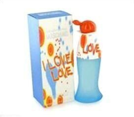 Moschino - I Love Love for EDT - Women 100ml