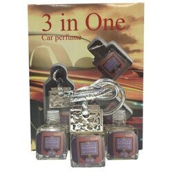 Car perfume 3 in One Chic Shaik Blue №30