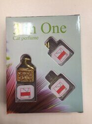 Car perfume 3 in One ARMAND BASI IN RED