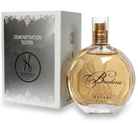 Тестер  HAYARI PARFUMS BRODERIE woman 100 ml.
