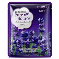 Маска для лица Images Pure Source Sheet Mask Aspic 40 gr.