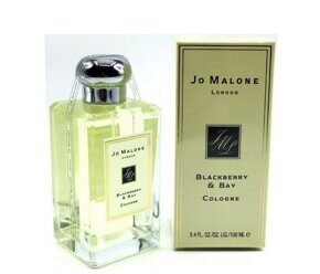 J Blackberry & Bay cologne 100ml