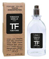 Пробник - тестер Tom Ford Tobacco Vanille unisex 67 ml.