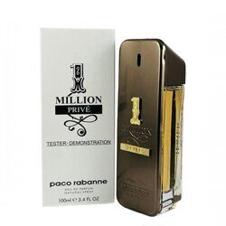 Тестеры PACO RABANNE PRIVE 1 MILLION (100ml).
