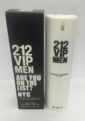 212 VIP MEN CAROLINA HERRERA 45ML