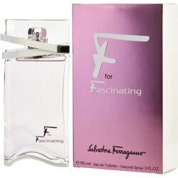 SALVATORE FERRAGAMO F For Fascinating (Парфюм Сальваторе Феррагамо) - 90 мл.