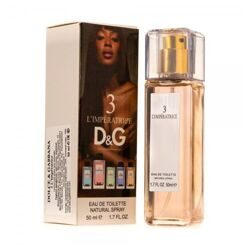 Dolce Gabbana L'Imperatrice №3 eau de toilette natural spray 50ml