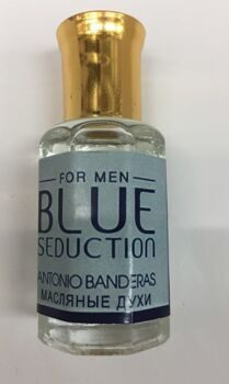 Antonio Banderas Blue Seduction for Men 12 ml