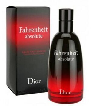 Christian Dior- Fahrenheit Absolute EDT For Men-100ml