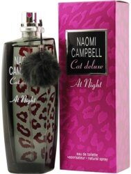 NAOMI CAMPBELL Cat Deluxe At Night (Парфюм Наоми Кэмпбелл) - 100 мл.