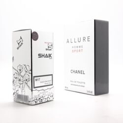 SHAIK M 17 (CHANEL ALLURE HOMME SPORT) 50ml