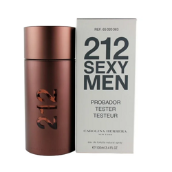 CAROLINA HERRERA 212 Sexy Men (Тестер Каролина Херера) - 100 мл.
