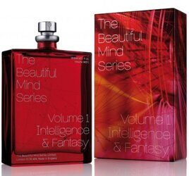ESCENTRIC MOLECULES The Beautiful Mind Series Volume 1 Intelligence & Fantasy (Парфюм Молекула) - 100 мл.