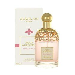Тестер Guerlain Aqua Allegoria Pera Granita Eau de Toilette for woman 100 ml.