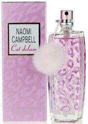 NAOMI CAMPBELL Cat Deluxe (Парфюм Наоми Кэмпбелл) - 75 мл.