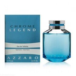 Azzaro-  Chrome Legend