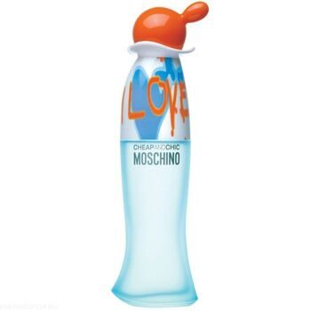 Moschino - Cheap and Chic I Love Love - 100 ml (тестер)