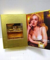 LUX Dolce & Gabanna The One for woman100 ml.