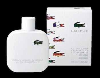 Lacoste - L.12.12 Blanc Credit Photo 100 ml