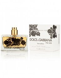 Тестеры Dolce & Gabbana The One Lace Edition for women 75ml
