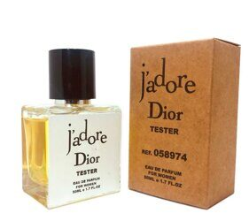 Tester Dior J'adore EDP for woman 50ml