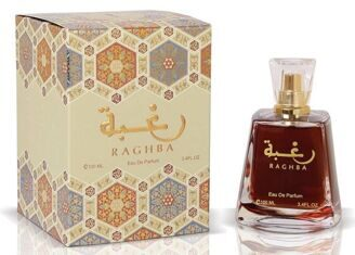 RAGHBA-Eau de Parfum For Women 100ml