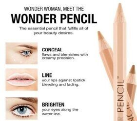 Чудо-карандаш NYX Wonder Pencil - WP01 Medium