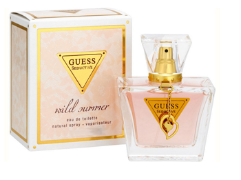 Guess Seductive Wild Summer EDT for women 75ml