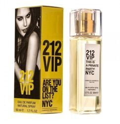 Carolina Herrera 212 VIP eau de parfum natural spray 50ml